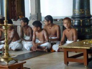 Tempelzeremonie Indien